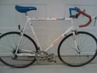 1 of 300 made in 1988, 66cm ctr-top of seat tube/62cm