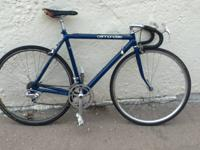 Classic Cannondale Criterium Series frame in near mint