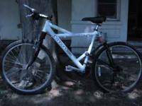 1992 Cannondale Delta 1000 Mountain Bike. Good