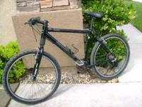 2000 Cannondale F400 Mountain Bike, P-bone forks with