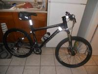 Great bike to get started mountain biking on, Its
