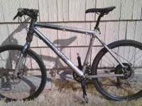 Hey I have this bike and I need a medium bike with disc