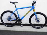 Cannondale F700 Hand made in USA Mountain Bike W Fatty