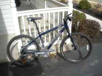 CANNONDALE F900SX RACING MOUNTAIN BIKE, DISC BRAKES,