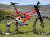 Cannondale Gemini, size XL, 140-150-170 mm travel,