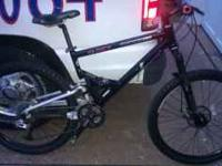 Cannondale Jekell Mountain Bike 26in - Manitou Splice