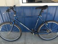 This is a cannondale M200 it is hand built in the USA.
