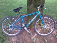 Cannondale M400 mountain bike.  In great shape for it's