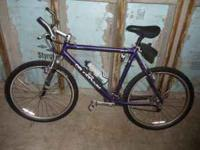 I am selling a 21 speed custom built Cannondale M500