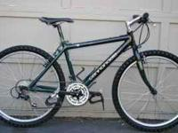 Cannondale M700 Mountain Bicycle. $245. This bike has