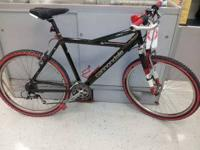 Cannondale adult bike in mint condition For more info