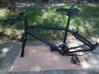 I HAVE A BLACK CANNONDALE 4 SALE THE ONLY THING IT NEED