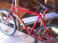 Cannondale m300se mountain bike 20 in frame Good
