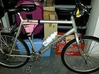 This is an excellent condition mountain bike with 21