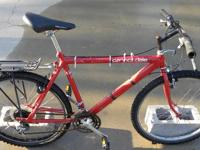 Cannondale Mountain Bike - $125 O.B.O., open to