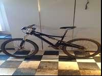 Cannondale Prophet Medium, black. XT Rear, LX front,