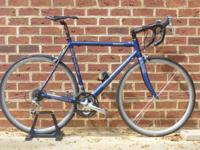 CANNONDALE R500 54cm road racing bike, Shimano Tiagra