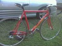 I have a cannondale road bike that is in great