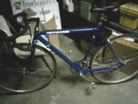 I have a excellent cannondale, dont know the model name