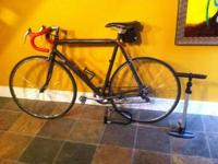 For sale is a used Cannondale Road Bike in great