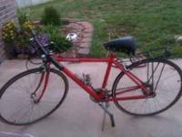 Cannondale Road Bike; older; ST 400 w/ smaller frame;