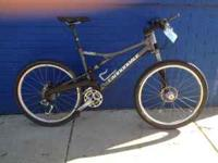 I have a Cannondale Rush for sale. I'm looking for