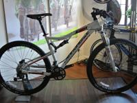 For sale is a 2014 Cannondale Rush 29�r 2 size large.