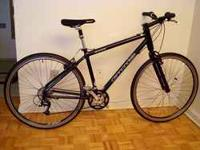 I am selling a used Cannondale SilkTrail 400 Mountain