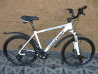 Up for sale is a 2011 Cannondale SL3 Trail Mountain