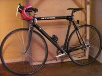 This vintage Cannondale is a collectors item and was