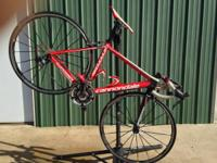 2010 Cannondale Super Six with SRM, Size 49. Handle