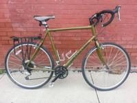 This Cannondale t2 visiting bike is in excellent
