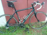 This Cannondale t800 CAAD3 with an aluminum frame has