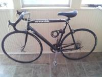 For sale or TRADE Cannondale street bike, 3.0 aluminum