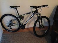 For sale: New Cannondale Trail 7 w/ 29 inch wheels,