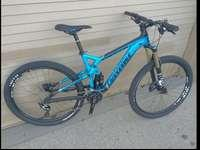 Cannondale Trigger 4 Men's Full Suspension Mountain