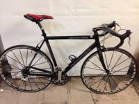 We are offering a Cannondale CAAD7 aluminum road bike