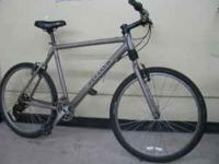 I have a Cannondale F300, last years model. Rode maybe