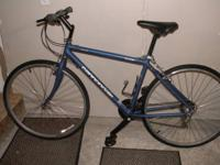 Cannondale H 300, Hybrid Bike, Brand New tire, 18""