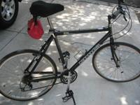 Cannondale Mountain Bike/Street. This is one of the