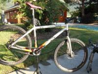 Cannondale 1FG (one fun gear), singlespeed mountain