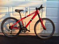 Call to discuss this bike:  Very nice Cannondale f400,