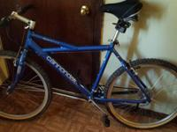 Cannondale mountain bike V 500 killer very good