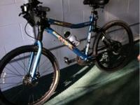 Super nice Cannondale scalpel full suspension. Ready