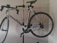 Offering my brand new Cannondale 2014 SuperSix Evo 5