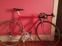Mens Cannondale Road Race bike Mint condition Special