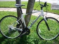 For sale is a Cannondale Quick 5 I purchased from Bike