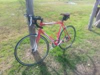 Like New Cannondale Caad 8 Sora- 58 frame size. This is