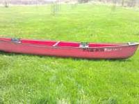 Used little In good shape Oars and vests included John