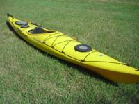 "15'8"" Old Town Charles River 15 canoe. Wood / nylon web"